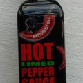 Hot Diggidy Dog Hot Limed Original Pepper Sauce front