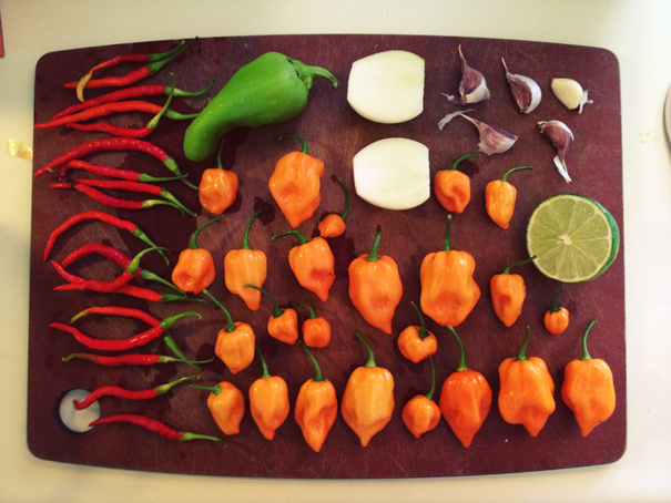 Some of my favourite chilli sauce recipes
