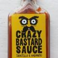 Crazy Bastard Sauce - Tomatillo & Habanero