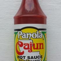 Panola Cajun Hot Sauce Salsa Picante