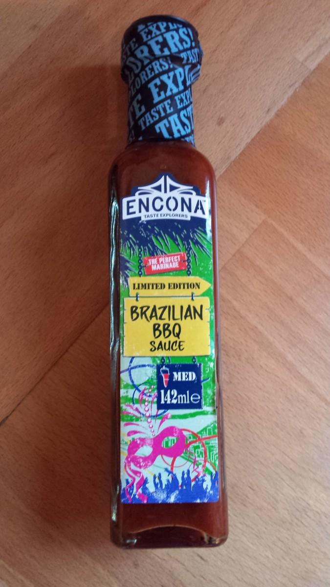 Encona Brazilian BBQ Sauce