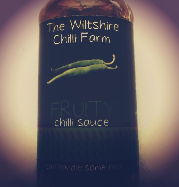 The Wiltshire Chilli Farm Fruity Chilli Sauce